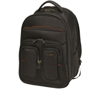 Travelers Club Flex-File Laptop Backpack - F249400