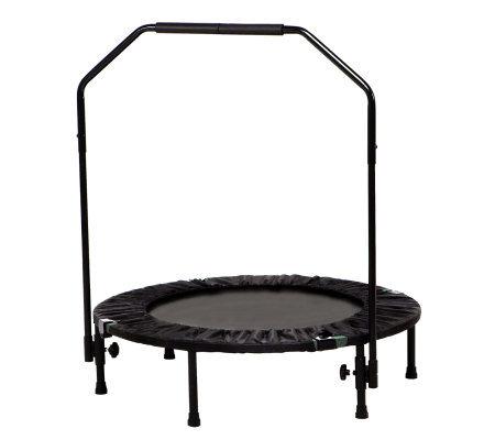 "Marcy Compact 40"" Trampoline with Handle"