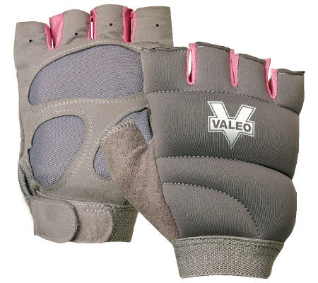 Valeo 1-lb Set of Power Gloves - Womens