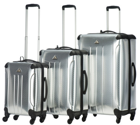 Triforce Luggage 3-Piece Luggage Set - Apex Industrial
