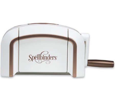 Spellbinders Platinum 6.0 Die-Cut & Embossing Machine