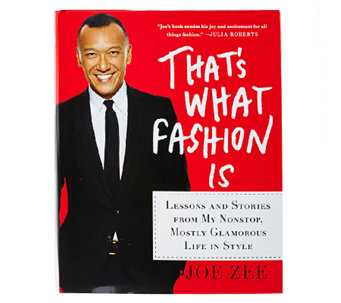 That's What Fashion Is By Joe Zee - F12002