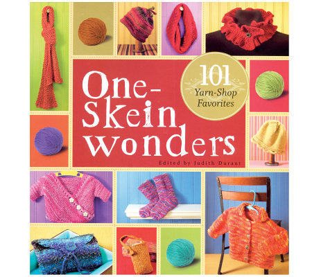 Storey Publishing-One-Skein Wonders