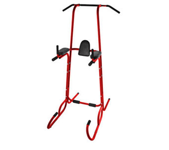 Stamina X Power Tower with Vertical Knee Raise - F248102