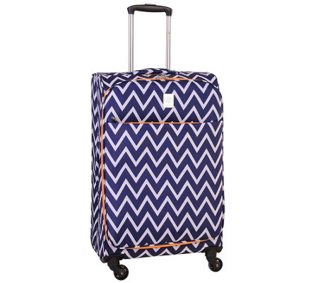 "Jenni Chan Aria Madison 28"" Spinner Luggage"