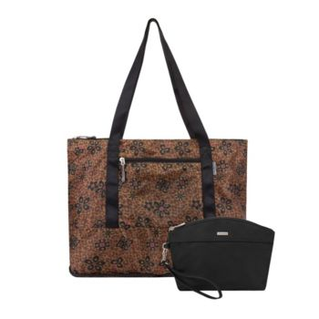 Travelon RFID Pouch and Foldable Packing Tote