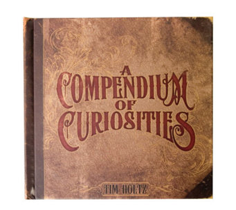 Holtz Idea Book - A Compendium of Curiosities - F244403