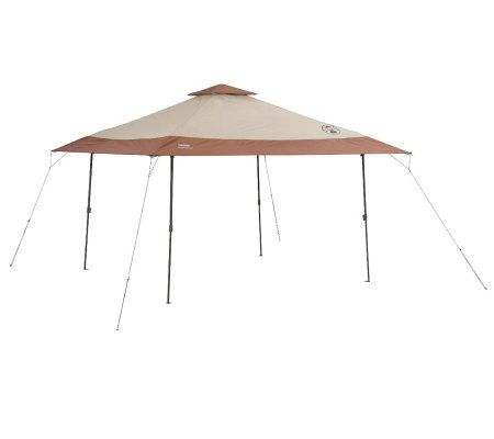 COLEMAN 13x13 Instant Canopy Shelter with UV Guard