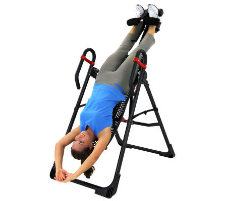 Teeter Hang Ups FitSpine R.E.D Inversion Table w/ Ergonomic Flex Tech