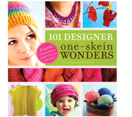 Storey Publishing-101 Designer One-Skein Wonders
