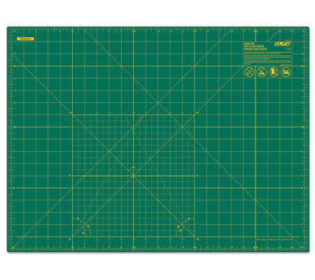 "Olfa Gridded Cutting Mat - 18"" x 24"""