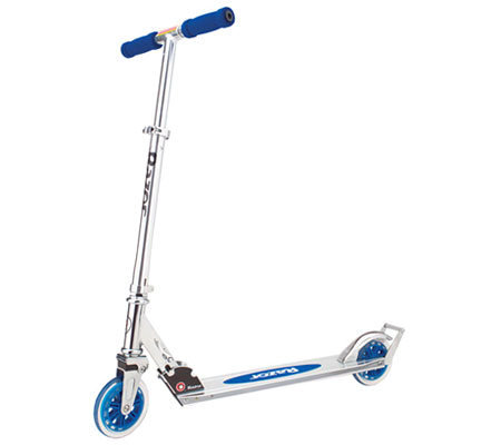 Razor A3 Kick Blue Scooter