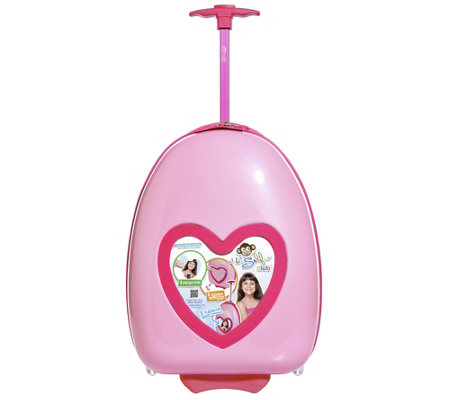 "Travelers Club 16"" Kids' Personalized Carry-OnLuggage"