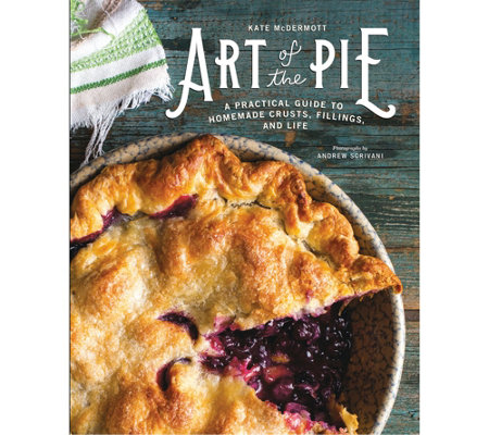 """Art of the Pie"" Cookbook by Kate McDermott"