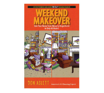 Don Aslett's Weekend Makeover - F186010