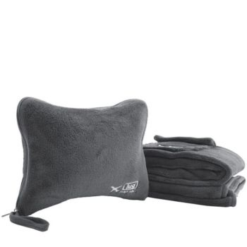Lug Nap Sac Blanket & Pillow Set