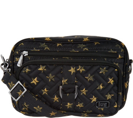 Lug Convertible RFID Crossbody and Belt Bag - Carousel