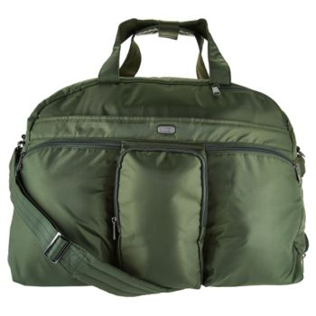 Lug Wheeled Duffel Bag - Shuttle Bus Wheelie