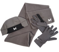 Mission RadiantActive Scarf, Gloves & Beanie Gift Set