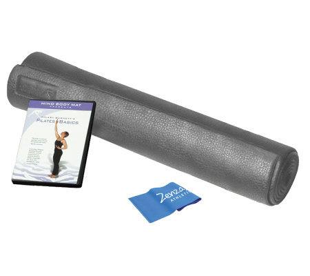 Zenzation Deluxe Pilates Kit