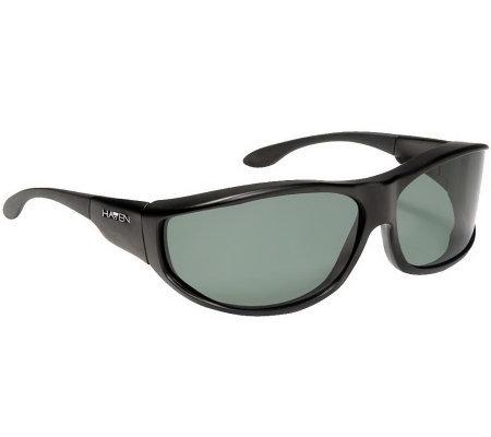 sunglasses wrap around h5f9  Haven Malloy Polarized Fits Over WrapAround Sunglasses