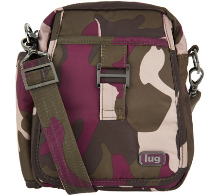 Lug RFID Mini Crossbody - Can Can