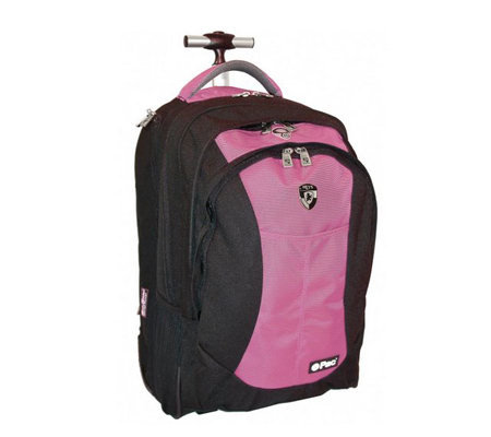 Heys ePac17 Rolling Backpack w/ Sideloading Laptop Compartment ...