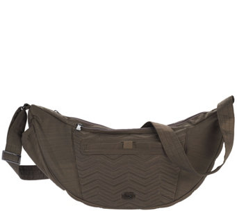 Lug Sling Bag with RFID - Boomerang 2 - F12617