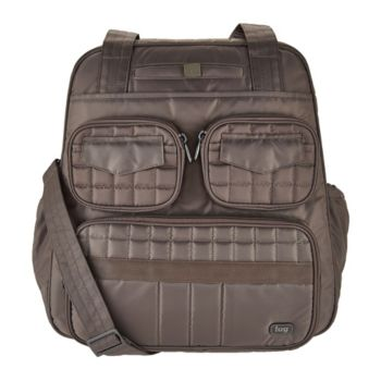Lug Quilted North/South Overnight Bag - Puddle Jumper 2