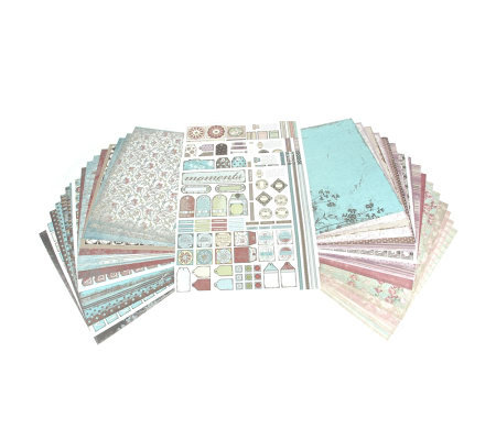 Hot Off The Press Paper Pizazz Papers & Accents-Vintage