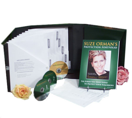 Suze Orman's Financial Protection Portfolio