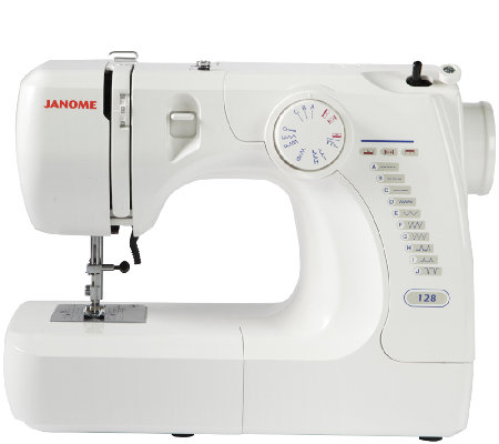 Janome 128 Mechanical Sewing Machine