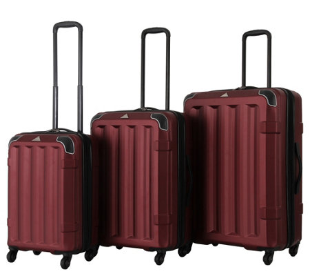 Triforce Three Piece Luggage Set - Vortex