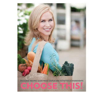 """Choose This!"" Cookbook by Chris Freytag - F09219"