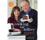 "Ships 10/25 ""Cooking for Jeffrey"" Cookbook by Ina Garten"
