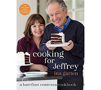 """Cooking for Jeffrey"" Cookbook by Ina Garten - F12419"