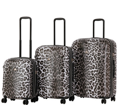 Triforce Luggage 3-Piece Luggage Set - Serengeti