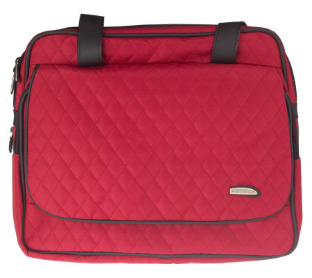 Travelon Three Compartment Expandable Shoulder Bag 97