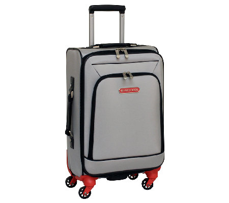 "Swiss Cargo Petra 20"" Spinner Luggage"