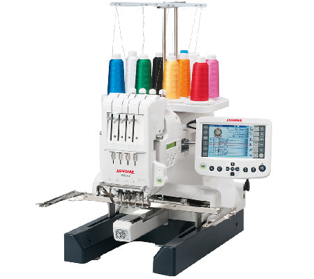Janome MB4-S Four-Needle Embroidery Machine