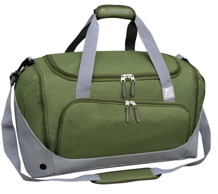 "Travelers Club 21"" Multi-Pocket Duffel Bag - Xpedition"