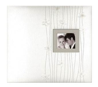 Forever Yours Post-bound Fabric Cover Album - F244421