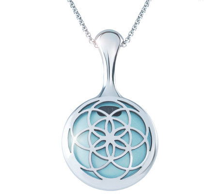 Misfit Bloom Necklace for Shine Activity Tracker