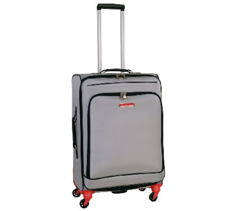 "Swiss Cargo Petra 24"" Spinner Luggage - F249222"