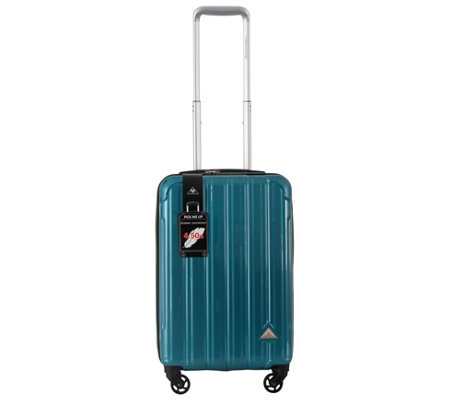 "Triforce Luggage 22"" Spinner - Trax 22"