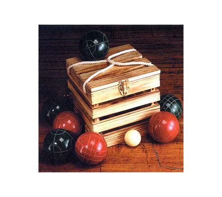 sportcraft heritage collection bocce set - Bocce Set