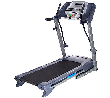 Healthrider Softstrider Treadmill With Upper Body