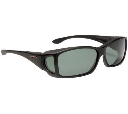 Haven Windemere Polarized Fits Over Sunglasses with Pouch
