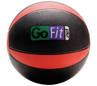 Gofit 8-lb Medicine Ball & Core Training DVD - F195426