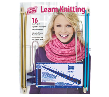 Learn Knitting! Kit